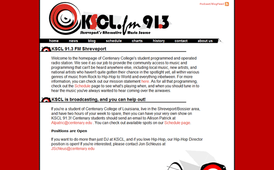 The Old KSCL.fm